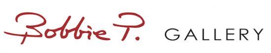 Bobbie P Gallery Logo