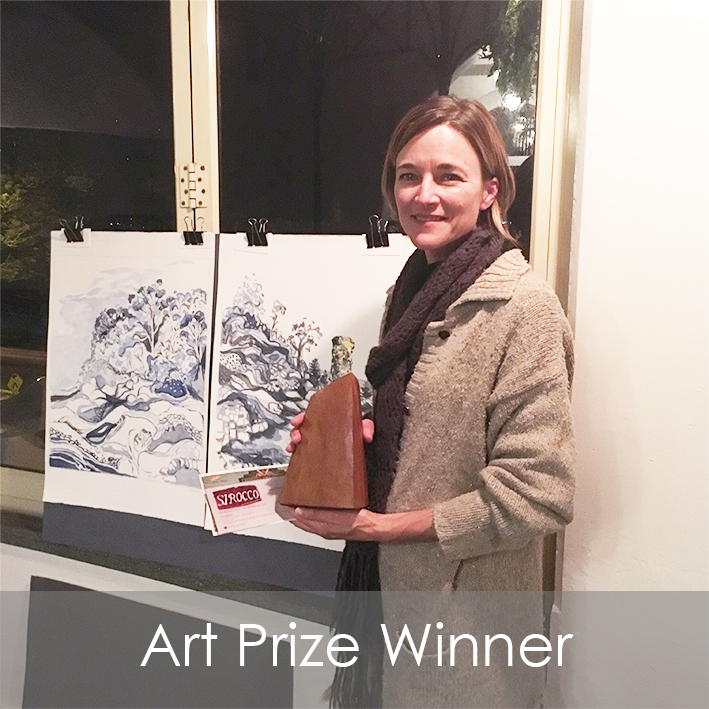 artist choice prize - 5 lands art in the open