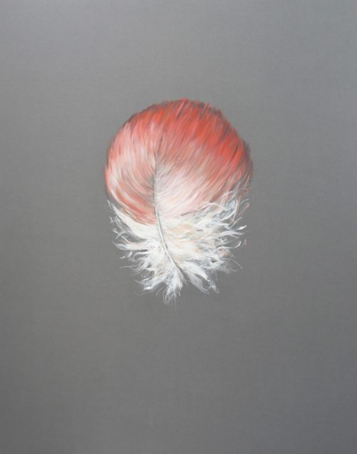 SOLD - Red Head, FGM5, Robyn Pedley, Bobbie P Gallery